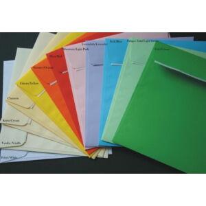 16x16 cm színes boríték